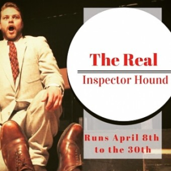 Festival Theatre Presents The Real Inspector Hound