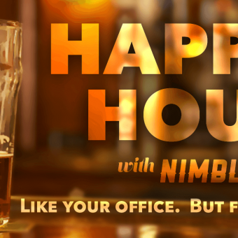 Happy Hour with Nimblicity