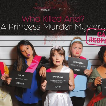 Who Killed Ariel?: A Princess Murder Mystery