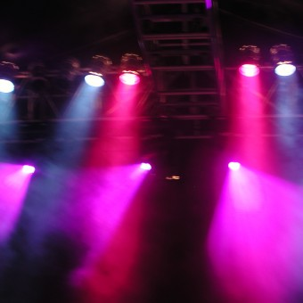 Stage lighting by publicarte