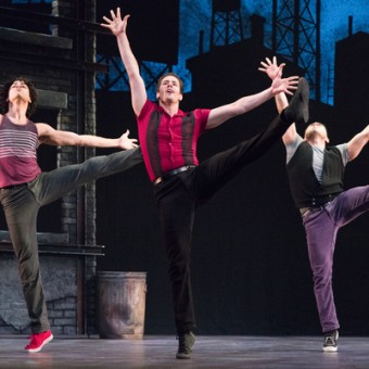 the Sharks Ordway West Side Story - review by Kory Pullam - magazine