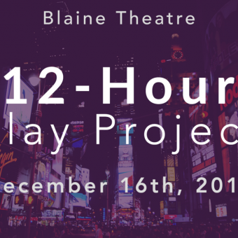 12-Hour Play Project