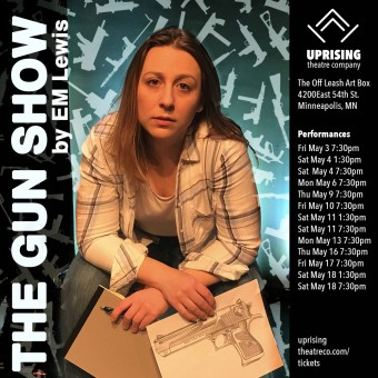 The Gun Show by EM Lewis