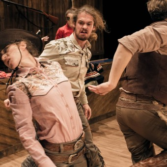 Nature Theater of Oklahoma and EN-KNAP Group: Pursuit of Happiness