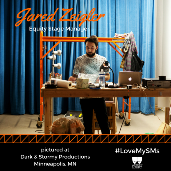 Winter 2016 AEA #LoveMySMs campaign