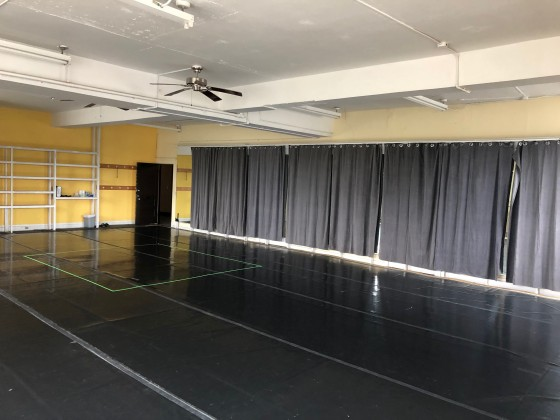 studio space for hourly rental