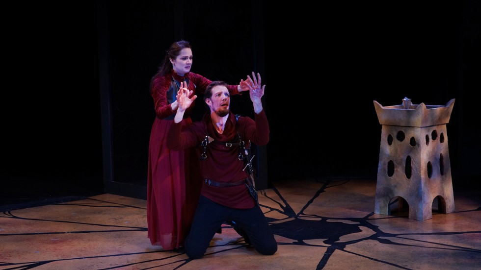 Macbeth Vanessa Wasche and Micheal Ooms - minnesotaplaylist.com - theatre review magazine