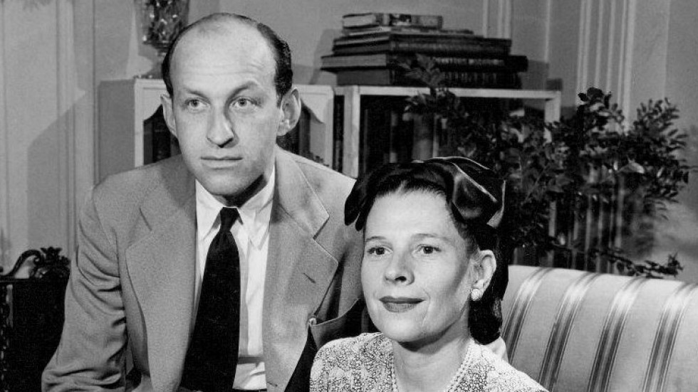 Ruth Gordon and Garson Kanin - the importance of theater icons - magazine