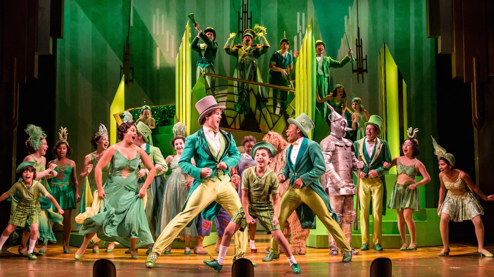 The Wizard of Oz at Children's Theatre Company