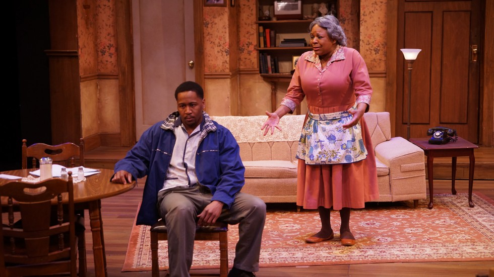 "Park Square's production of ""A Raisin in the Sun"""