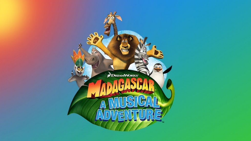 DreamWorks Madagascar—A Musical Adventure at Stages Theatre Company