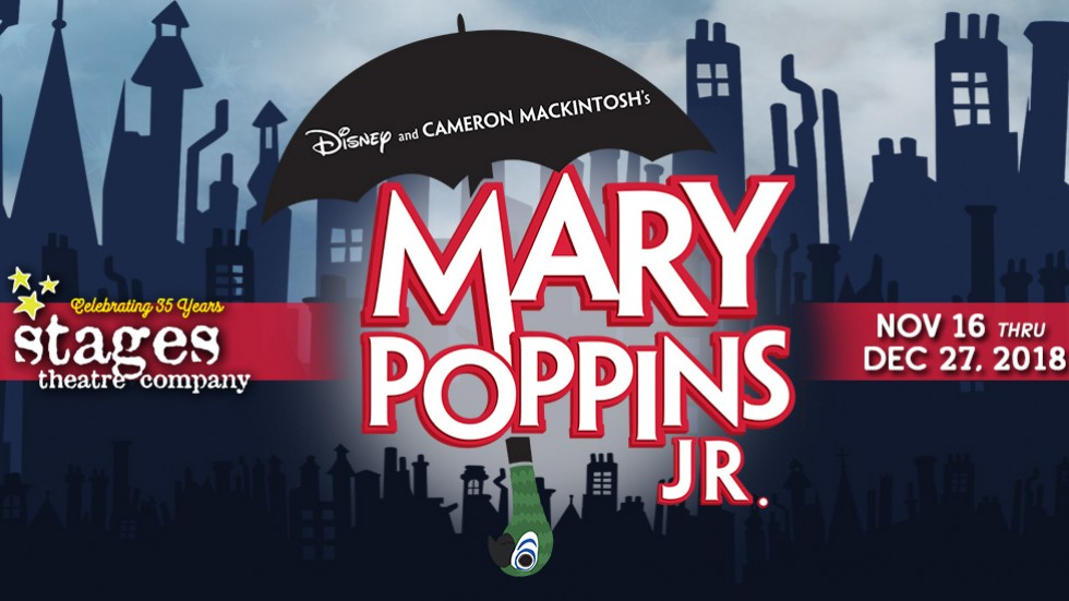 Disney and Cameron Mackintosh's MARY POPPINS JR. at Stages Theatre Company