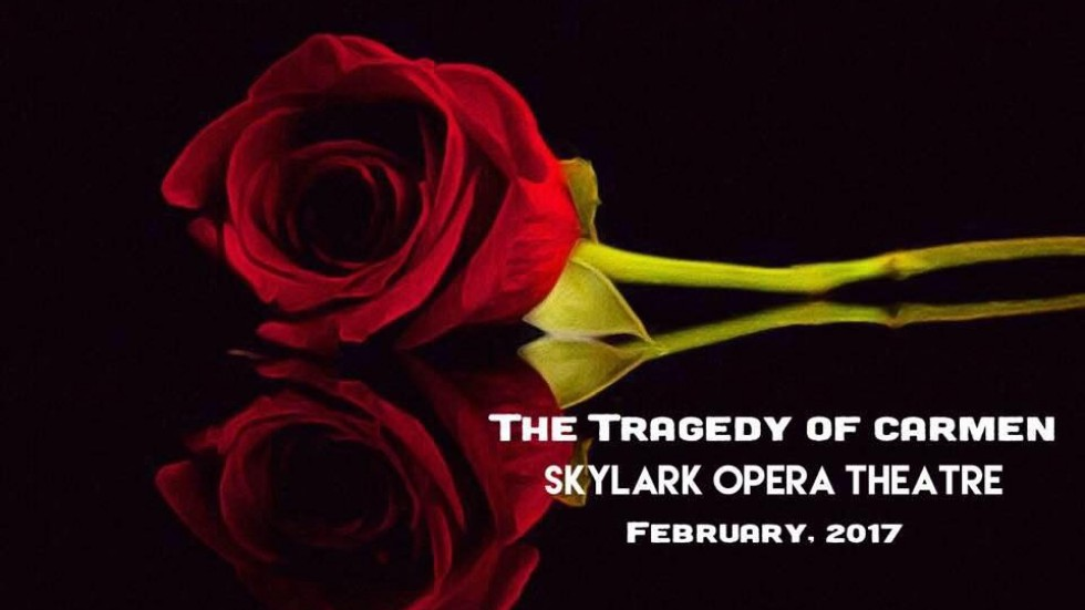 The Tragedy of Carmen presented by Skylark Opera Theatre.