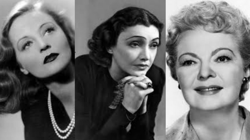 Katherine Cornell, Margalo Gilmore and Tallulah Bankhead