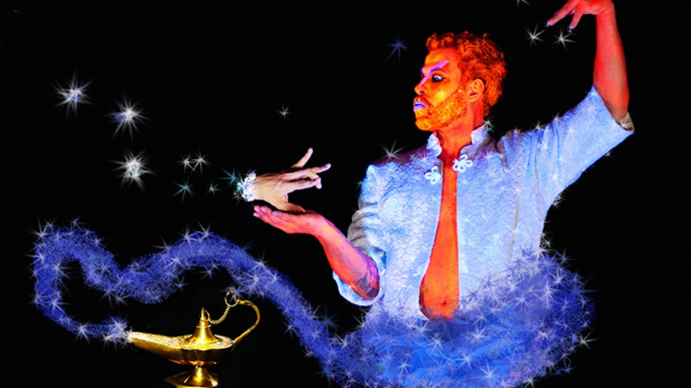 Tales of the Lamp from YFX Physical Theatre