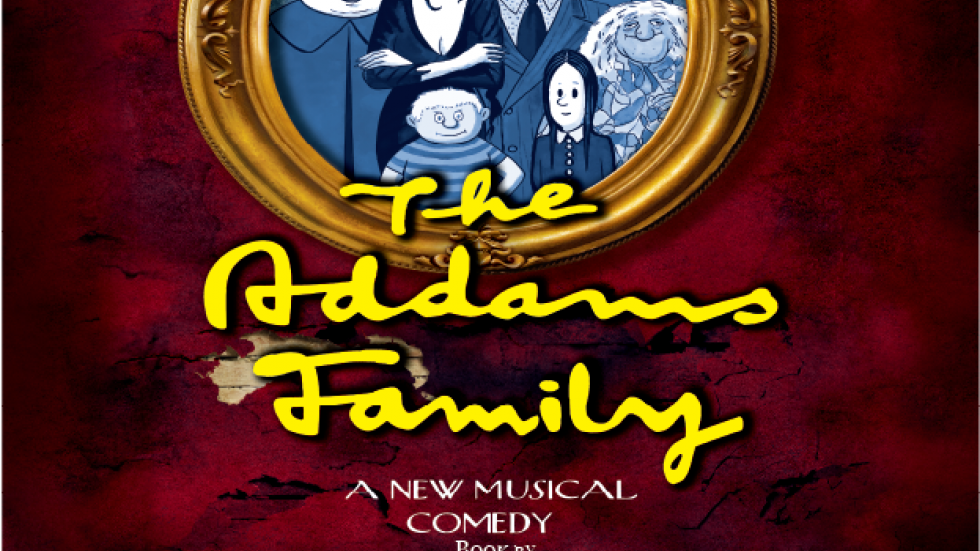The Addams Family - The Musical Show Poster