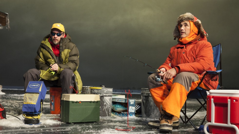 Nice Fish with Mark Rylance and Jim Lichtscheidl at the Guthrie Theatre