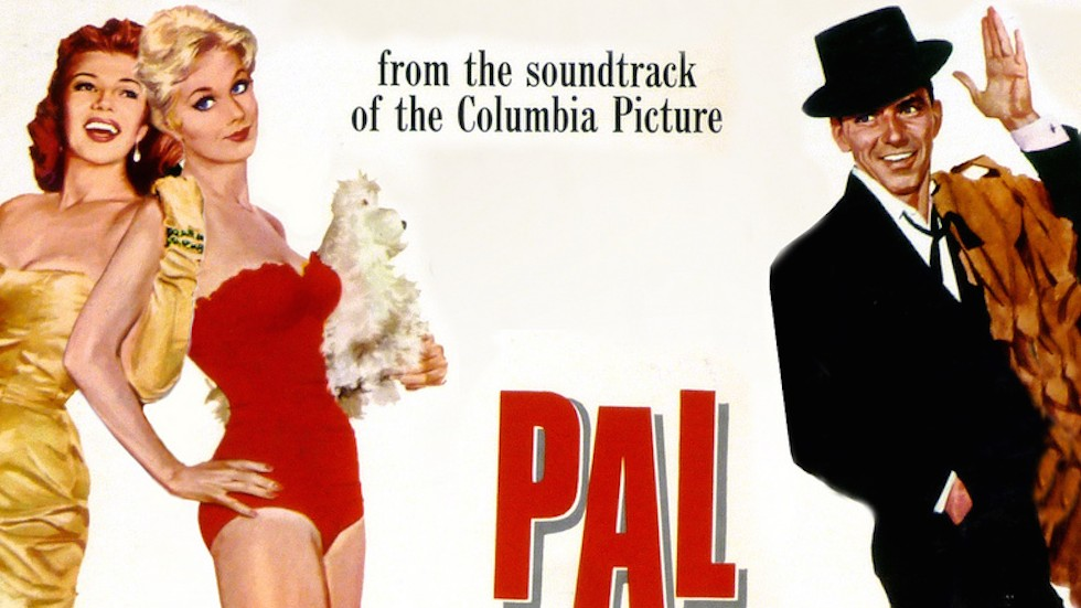 Pal Joey movie poster