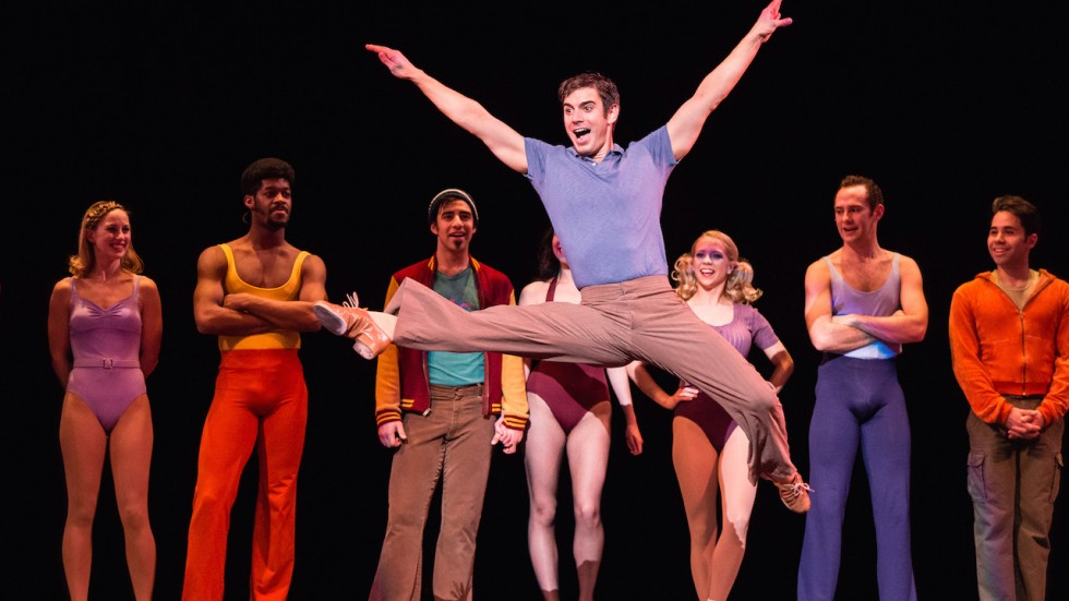 Nate Stranger was the ASM on Ordway's Chorus Line