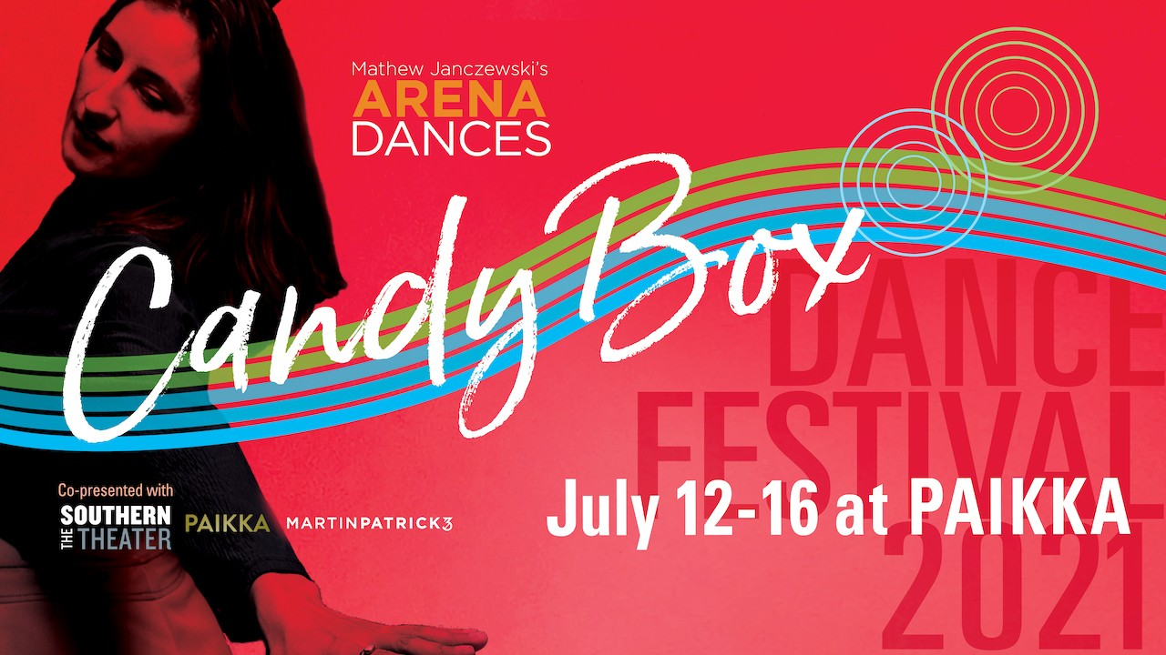 We are excited to announce that the CANDY BOX Dance Festival is back!