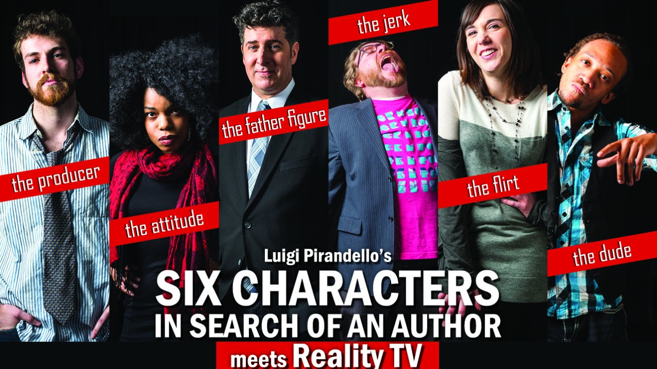 six characters in search of an author pdf
