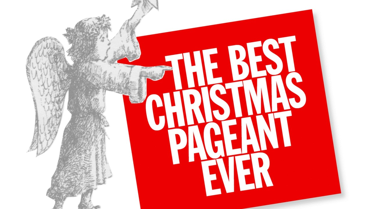 the best christmas pageant ever presented by the phipps childrens theater - The Best Christmas Pageant Ever