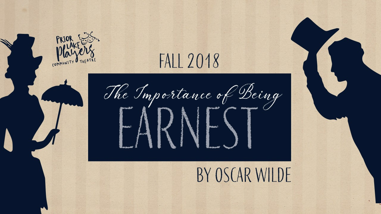 an analysis of the play the importance of being earnest by oscar wilde In the entire wilde canon, no play better exemplifies the author's art-for-art's-sake stand than the importance of being earnest: a trivial comedy for serious people the play is completely.
