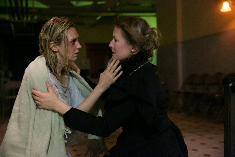 "Gertrude in ""Hamlet"" for Wayward Theatre at the James J. Hill House"