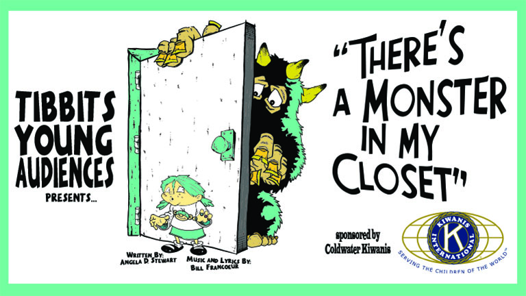 there is a monster in my closet essay For example if the child fears monsters under the bed assist the child in making  a clean sweep of a bedroom and closet before bedtime provide a night light,.